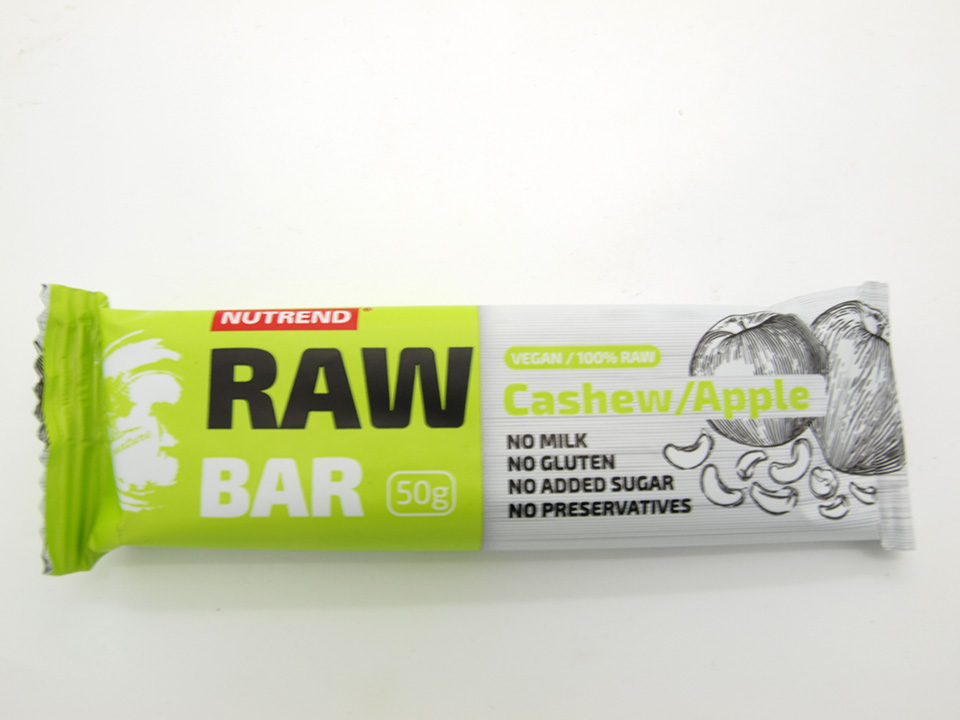 Raw Bar (jablko+kešu) 50g